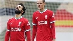 Thua đội 'cầm đèn đỏ' trên sân nhà, Liverpool chìm sâu vào khủng hoảng