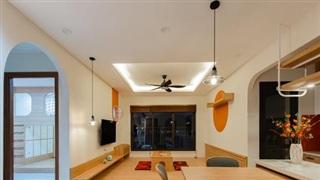 Căn hộ 78m² mang đậm phong cách Nhật với chi phí 250 triệu ở Nha Trang