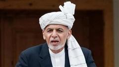 Tổng thống Afghanistan sẵn sàng thảo luận với Taliban