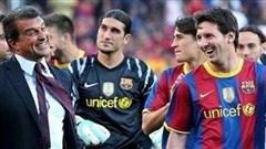 Joan Laporta trở thành tân Chủ tịch Barca