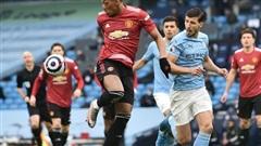 Man United bùng nổ trận derby, thắng sốc chủ nhà Man City