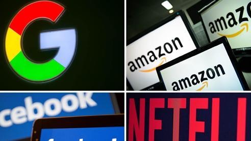 'Vòng kim cô' quản Google, Facebook, Netflix...