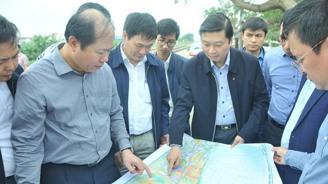 Nghệ An sẽ xây dựng nhà ga lớn trên tuyến đường sắt Bắc - Nam