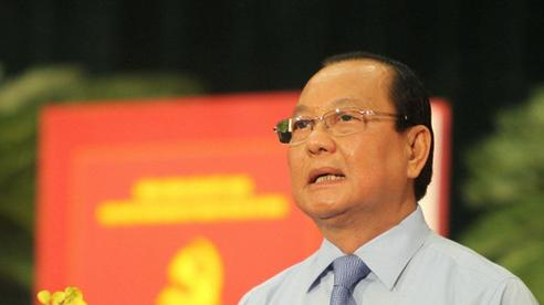 Chỉ cách chức nguyên Bí thư Thành ủy TP.HCM với ông Lê Thanh Hải là chưa 'quyết liệt'