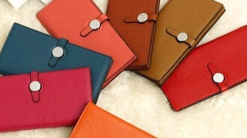 Chọn màu ví theo đúng phong thủy để tiền luôn đầy ắp