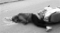 Bị xe khách chèn qua người, nữ công nhân 9X tử vong tại chỗ