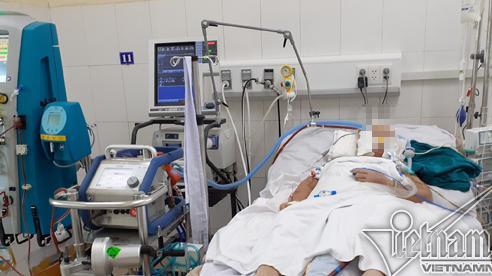 Diễn biến mới nhất của bệnh nhân Covid-19 nặng nhất Việt Nam