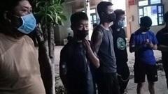 Phát hiện 9 người Trung Quốc nhập cảnh trái phép Bình Phước để 'quá cảnh' sang Campuchia