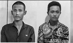 Bắt băng cướp gây ra 25 vụ giật túi xách