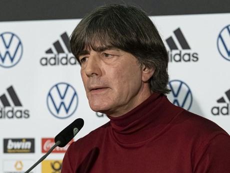 HLV Joachim Loew nói lời chia tay đội tuyển Đức sau EURO 2020
