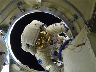Nga, Trung Quốc ký thỏa thuận hợp tác xây dựng trạm vũ trụ Mặt Trăng