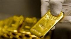 Giá vàng lao dốc, về sát mốc 55 triệu đồng/lượng
