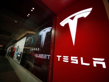 Cổ phiếu Tesla có mức tăng theo ngày mạnh nhất trong một năm qua
