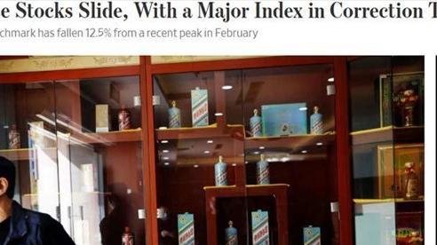 Chao đảo khối tiền nghìn tỷ USD: Tình huống hiếm có, Mỹ - Trung lo sợ