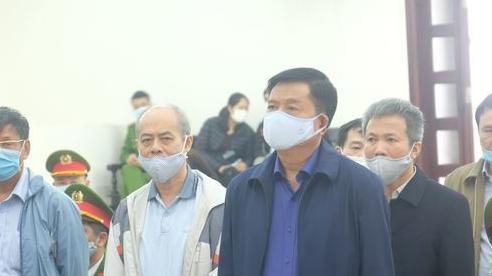Ông Đinh La Thăng bị đề nghị xử phạt 12-13 năm tù