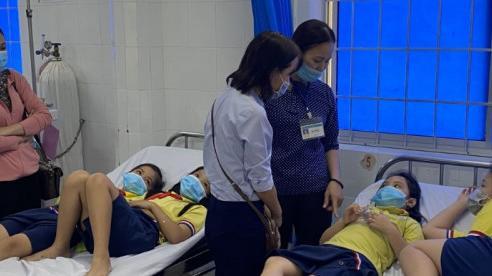 Gần 40 học sinh tiểu học ở Vũng Tàu nhập viện nghi do ngộ độc thực phẩm
