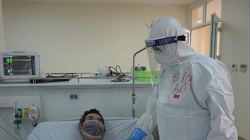 Bệnh nhân Covid-19 nặng nhất Hải Dương đã khỏe mạnh, tự đi lại, sinh hoạt