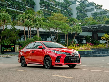 Thị trường ôtô Việt Nam sụt giảm mạnh sau Tết Nguyên Đán