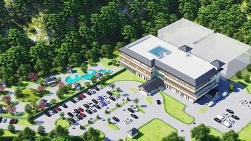 Sun Group nghiên cứu phát triển bệnh viện trị liệu tại suối khoáng nóng Quang Hanh