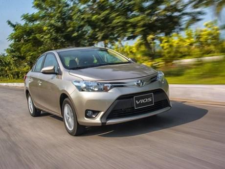 Doanh số bán xe Toyota giảm 45%, Vios tiếp tục mất vị trí dẫn đầu
