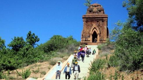 Bình Định: Điều chỉnh quy hoạch cụm di tích tháp Bánh Ít ngàn năm tuổi