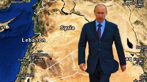 Nga đang vẽ lại bản đồ địa chính trị Trung Đông!