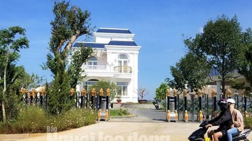 Tỉnh ủy Lâm Đồng chỉ đạo xử lý vụ biệt thự 'khủng' xây không phép