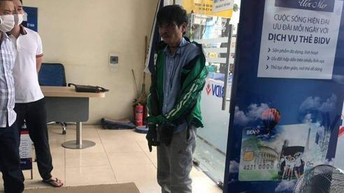 Hà Nội: Lời khai của tài xế taxi cướp chi nhánh ngân hàng BIDV