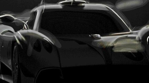 Nếu Pagani Huayra là chưa đủ, đây có thể là siêu phẩm đại gia Minh 'Nhựa' cần xem trước