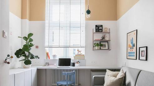Căn hộ có diện tích chỉ bằng một căn phòng nhưng độ đẹp và tiện dụng thì khỏi bàn