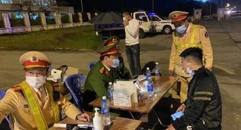 Tài xế sử dụng cần sa bị phát hiện trên cao tốc Hà Nội – Hải Phòng – Quảng Ninh