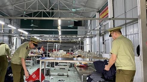 Hà Giang phát hiện nhiều hàng hóa giả mạo nhãn hiệu