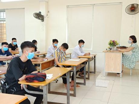 Trường đại học đầu tiên công bố điểm sàn dự kiến tuyển sinh năm 2021