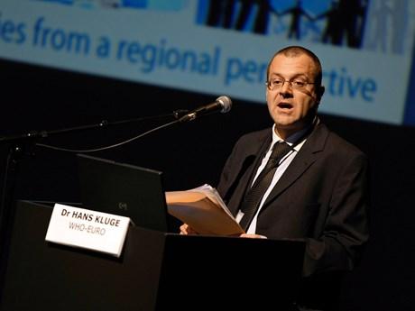 WHO châu Âu kêu gọi tiếp tục sử dụng vaccine của hãng AstraZeneca
