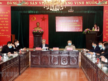 Nam Định bầu bổ sung các Phó Chủ tịch HĐND và UBND tỉnh