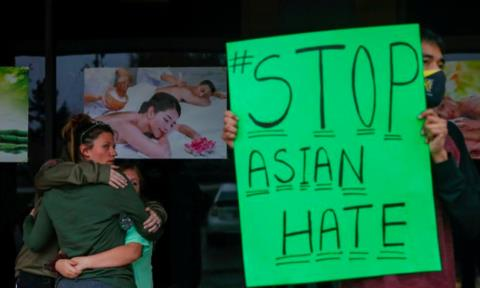 Cộng đồng gốc Á giữa làn sóng kỳ thị ở Mỹ
