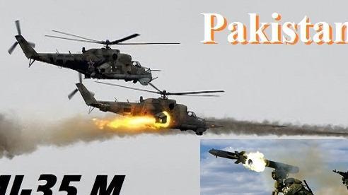 Pakistan mua Mi-35M Hind và 9M133 Kornet...