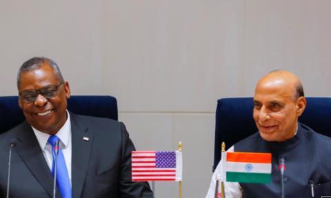 Đối phó Trung Quốc: Mỹ muốn tăng cường quan hệ an ninh với Ấn Độ
