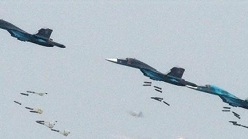 Tên lửa Nga giúp SAA đòi lại vùng đất bị chiếm đóng