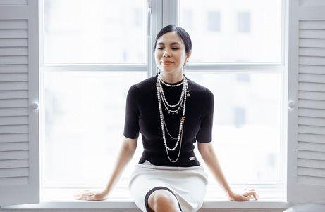 Lưu Nga: Tôi dành một đời để yêu, trân trọng, nghiên cứu và trải nghiệm hàng hiệu