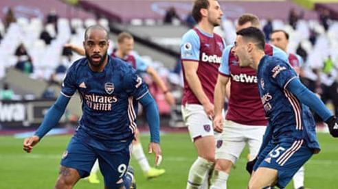 West Ham - Arsenal: Trận đấu nhiều xúc cảm