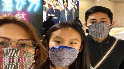 Philippines khuyên người dân trong nhà cũng nên đeo khẩu trang