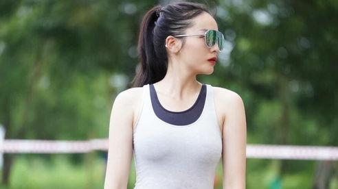 Hoa hậu Kỳ Duyên cực ngầu trong loạt ảnh tại Sao nhập ngũ
