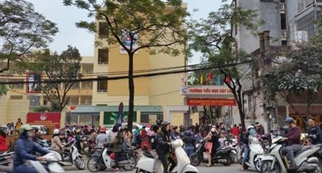 Hà Nội tăng cường giám sát phương tiện xe cơ giới ra vào trường học