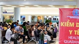 Hướng dẫn khai báo y tế khi đi máy bay nội địa