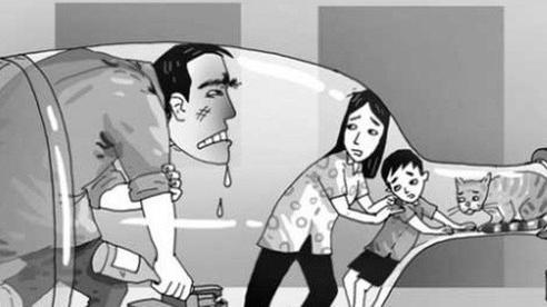 Từ vụ bố say rượu đâm chết con đến tấn bi kịch trong những gia đình luôn bị 'ma men' ám