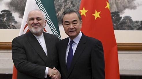 Tín hiệu Iran-Trung Quốc gửi Mỹ khi ký hợp tác 25 năm