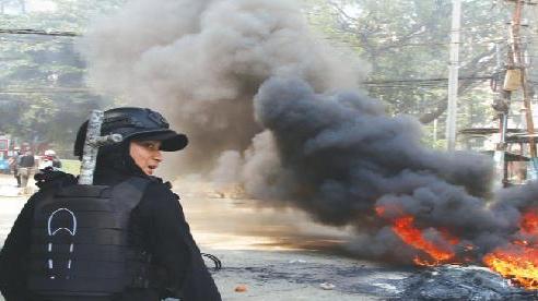 'Ngày kinh hoàng' ở Myanmar