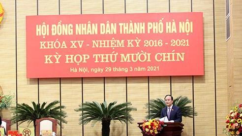 Hà Nội kiện toàn chức danh Ủy viên UBND thành phố