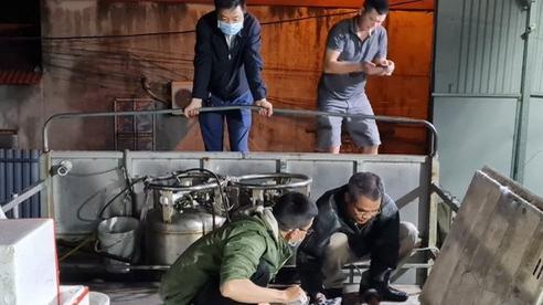 Phát lộ thêm nhiều vi phạm trong hoạt động nhập khẩu cá tầm Trung Quốc